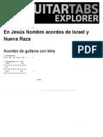 ISRAEL_Y_NUEVA_RAZA__En_Jesús_Name_Acordes_de_guitarra___Guitar_Chords_Explorer[1]