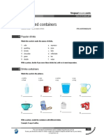 drinks-and-containers LINGUA