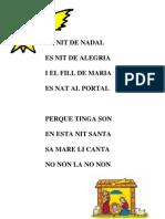 LA NIT DE NADAL