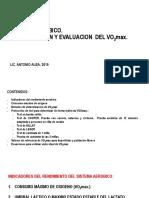 5 test de VO2max PARTE 1