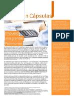 Tributo en Capsula_Impuesto a los Grandes Patrimonios PWC-convertido.docx