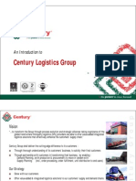Century Corp Profile