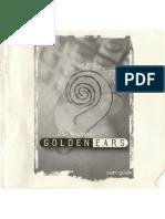 Golden Ears Audio Ear Training (Manual)