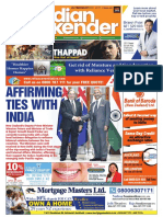 The Indian Weekender | February 28, 2020 | Volume 11 Issue 48
