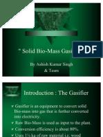 Banpur Biomass Gasifier