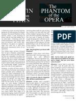 Phantom of the Opera Tim Martin Martin