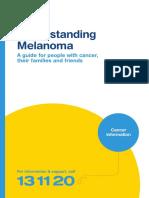 Understanding Melanoma Booklet January 2019