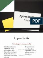 Appendicitis Anak - DEV.pptx