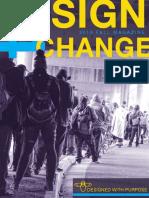 RCC's Design 4 Change magazine