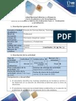Fase 4 - Evaluación y acreditación
