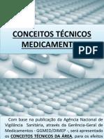 CONCEITOS TÉCNICOS MEDICAMENTOS atualizado.pptx