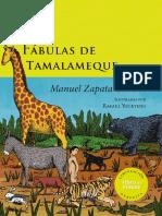 Fabulas de Tamalameque - Manuel Zapata Olivella