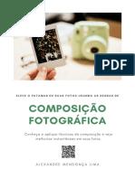 Técnicas de Composição Fotográfica