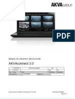 ES Manual de Usuario e Instalación AKVAconnect 2_0