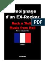 Témoignage d'un EX-Rocker