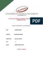 INFORME GERENCIAL-CONTA GERENCIAL
