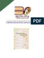 La Biblioteca Nacional del Perú aportes para su historia.pdf