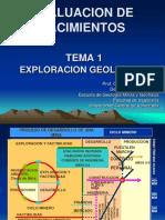 TEMA 1 Exploración Geológica .ppt
