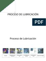 PROCESO DE LUBRICACIÓN