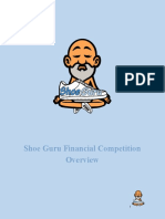 copy of shoe guru finance competition