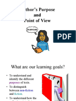 Authors_Purpose PowerPoint for Notes on 100362017