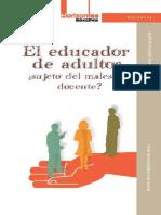 7-El Educador de Adultos