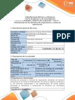 Guía de actividades y Rubrica de evaluacion - Fase 3 - Presentación de los términos de negociación y costos de exportación (1).docx