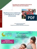 FISIOLOGIA Y MODIFICACIONES EN LA GESTACION.ppt