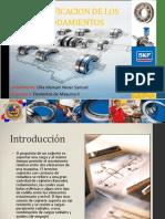 CLASIFICACION DE LOS RODAMIENTOS.pptx