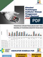 Perhitungan Indikator POR 2019 (1)