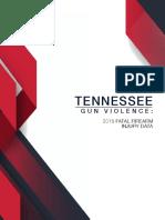 2018 TN Fatal Firearm Injury Report