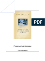Max Lucado - Promesas as de Dios