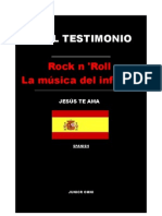 REAL TESTIMONIO-Rock n 'Roll
