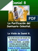 Daniel 8. La Purificación del Santuario