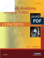 SECTIONAL ANATOMY LEARNING SYSTEM (CONCEPT)