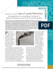 Global Sources of Local Pollution, Report in Brief