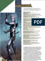 D&D 4th - Lâmina Arcana