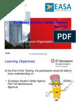 EASA Part 145 Training