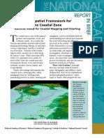 A Geospatial Framework for the Coastal Zone, Report in Brief