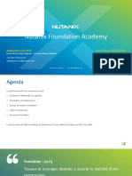 Nutanix fondation academy FR