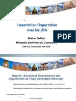 Importations-Exportations