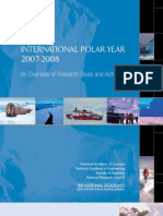 A Vision for the International Polar Year 2007-2008, Report in Brief