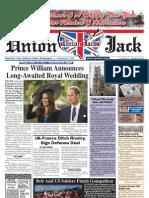 Union Jack News — December 2010