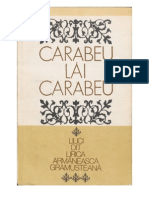 Carabeu Lai Carabeu - Lilici Dit Lirica Armaneasca Gramusteana