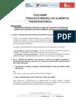 FAQ ALIMENTOS 24102015