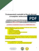 Tratamentul contabil si fiscal aferent creantelor neincasate 2019.pdf