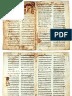 Мирослављево Јеванђеље ; 1180. Година
