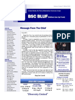BSC Newsletter Winter 2010
