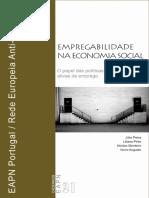 Caderno EAPN 21 Empregabilidade Na Economia Social
