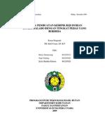 Analisis Usaha Keripik Biji Durian